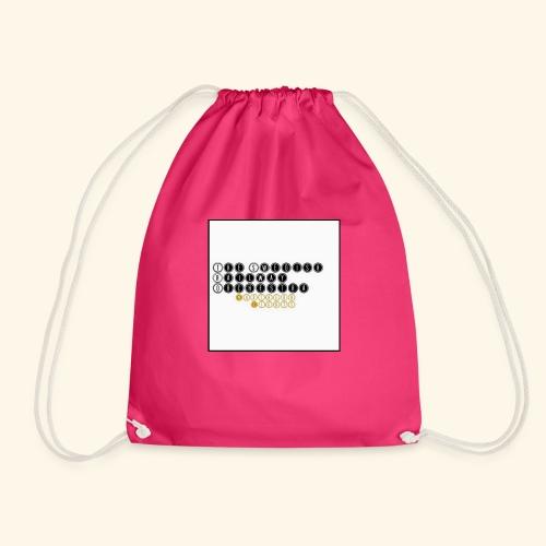 Northern Lights - Drawstring Bag