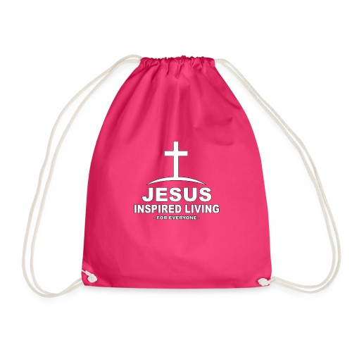 Jesus Inspired Living - Gymnastikpåse