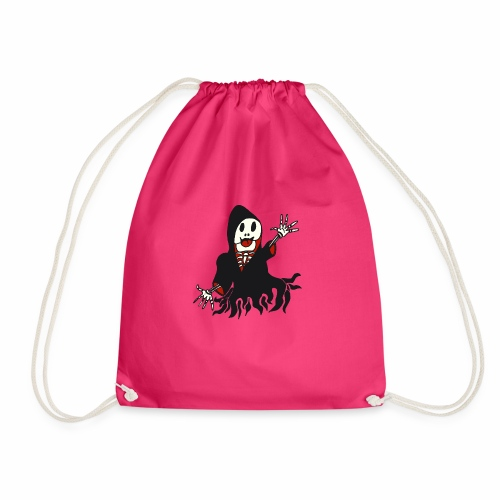grim reaper funny style - Sac de sport léger