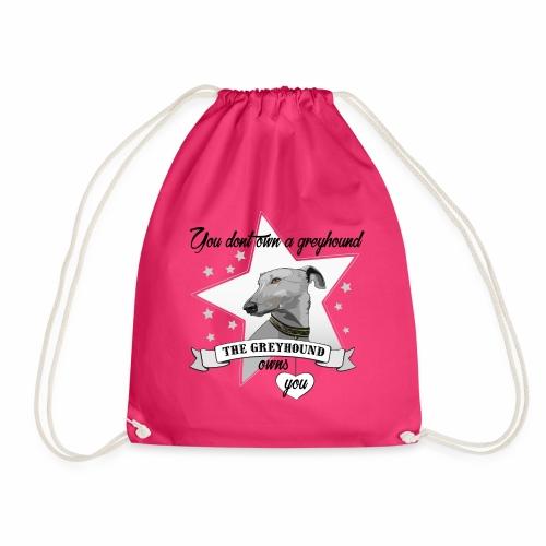 The Greyhound - Gymnastikpåse