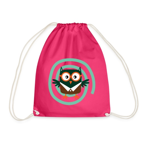 School Owl - Textile and gift products FP10-54 - Jumppakassi