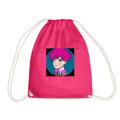 logo final - Drawstring Bag