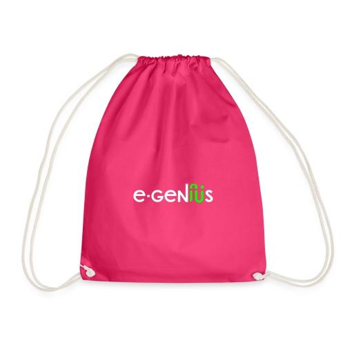 E-Genius Logo - Sacca sportiva