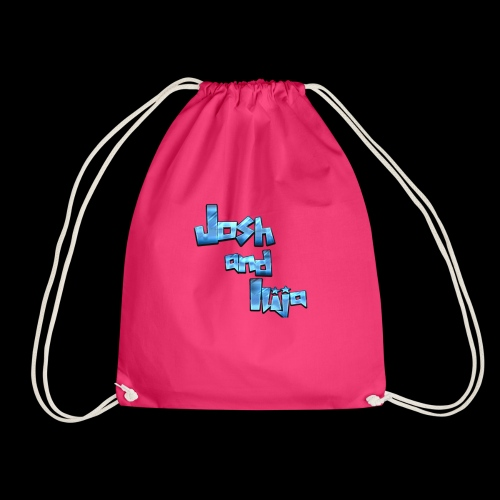 Josh and Ilija - Drawstring Bag