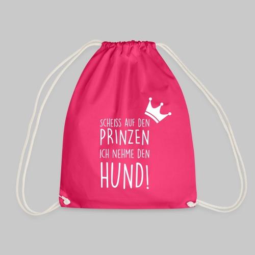 Prinz Hund - Turnbeutel