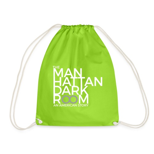 THE MANHATTAN DARKROOM BLANC GRIS - Sac de sport léger