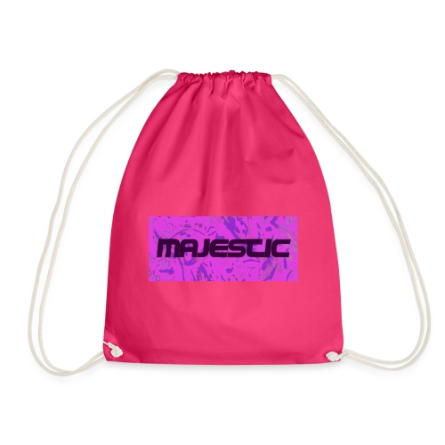 Royal Purple - Drawstring Bag