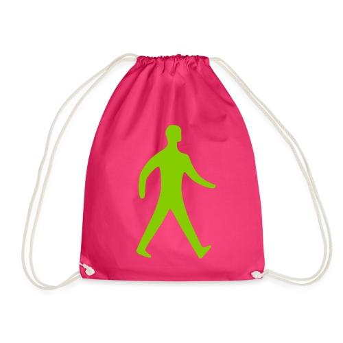 Pedestrian - Drawstring Bag