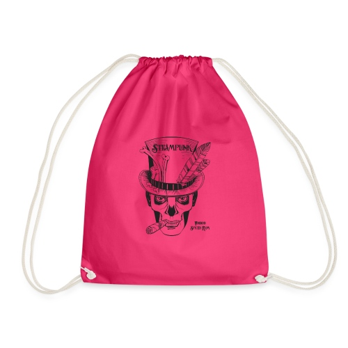 Steampunk Voodoo Spiced Rum - Drawstring Bag