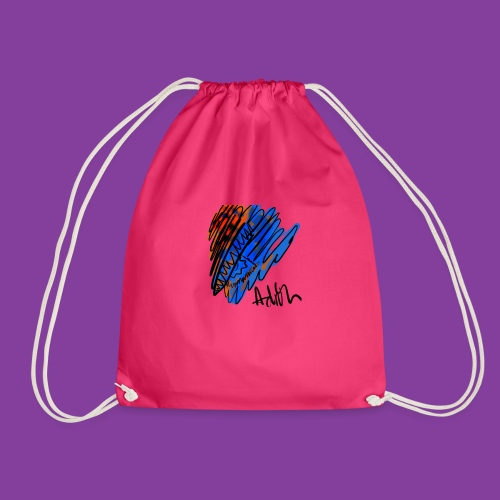 Untitled 15 - Drawstring Bag