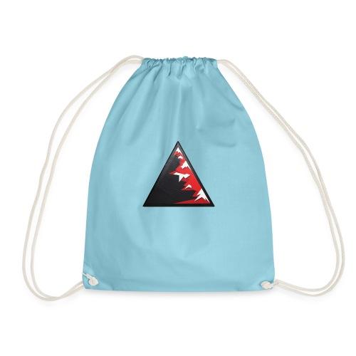 Climb high as a mountains to achieve high - Drawstring Bag