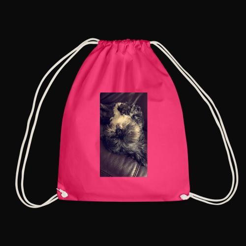 Bobby Pooch merchandise - Drawstring Bag