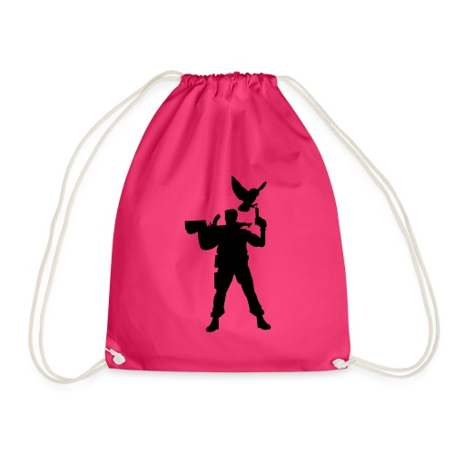 FREEDOME FIGHTER - Drawstring Bag