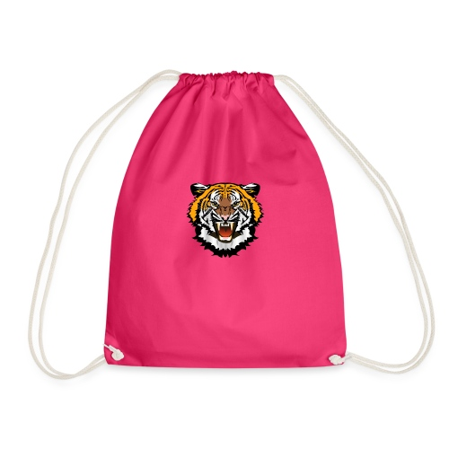 Tiger Clothing - Drawstring Bag