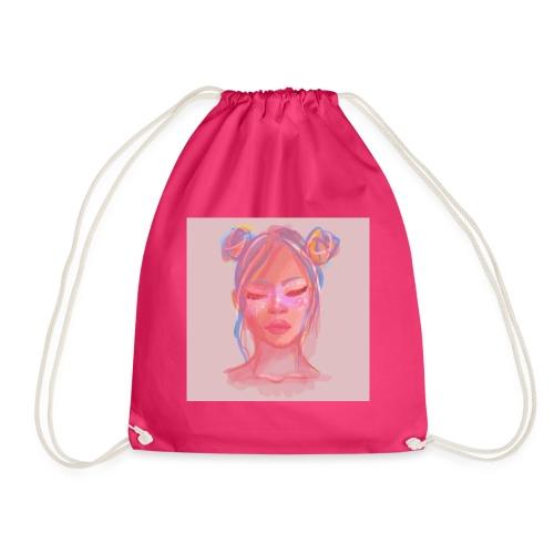 Pinky - Drawstring Bag