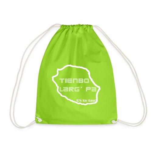 Tienbo larg pa blanc - Sac de sport léger