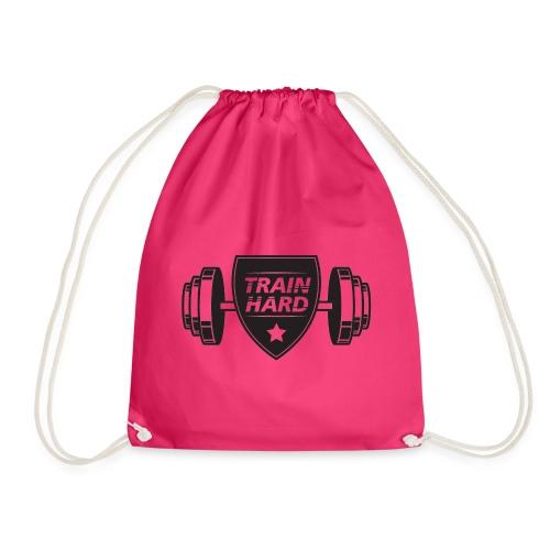 Train Hard - Sportstaske