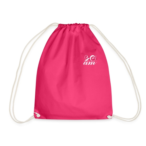 Introduce Grey - Drawstring Bag