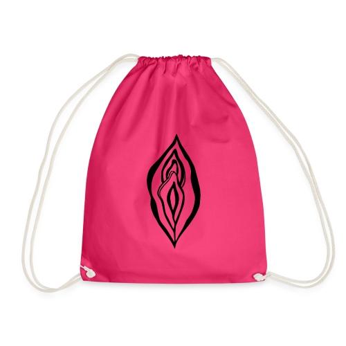 Yoni Empowerment Movement Female Power Feminist - Drawstring Bag