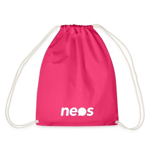 NEOS Logo - Turnbeutel
