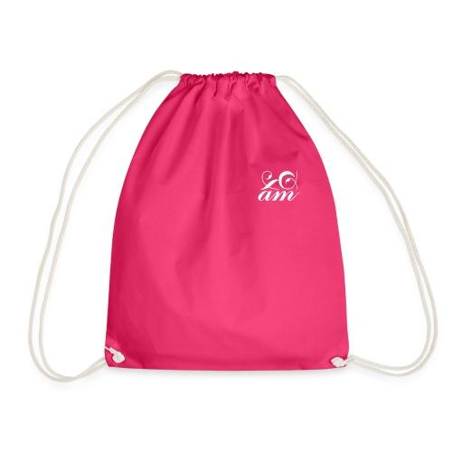 Introduce Grey - Drawstring Bag