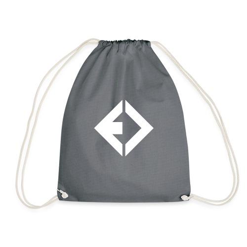 ENAMIC Icon weiß - Turnbeutel