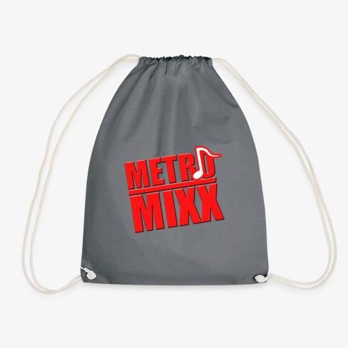 METROMIXX LOGO - Drawstring Bag
