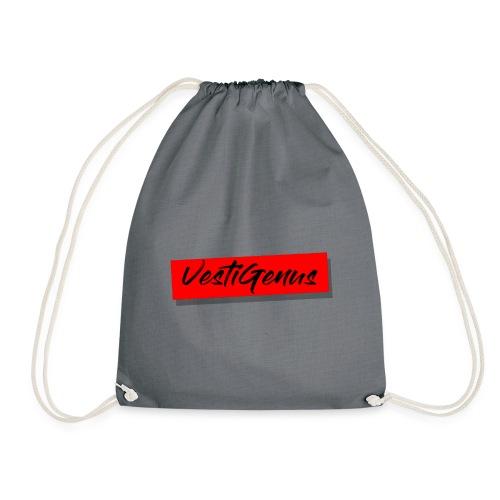 Ceci est le logo de ma marque de Vêtement - Sac de sport léger