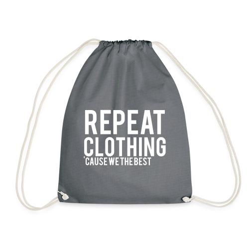 Repeat Clothing - Drawstring Bag
