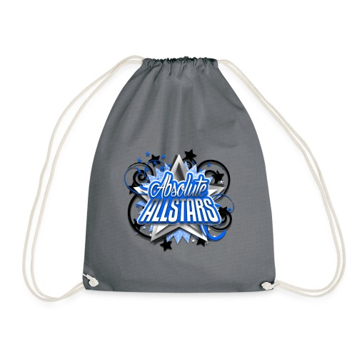 Absolute Allstars Logo - Drawstring Bag