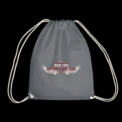 Rhythmic Karma Radio - Drawstring Bag