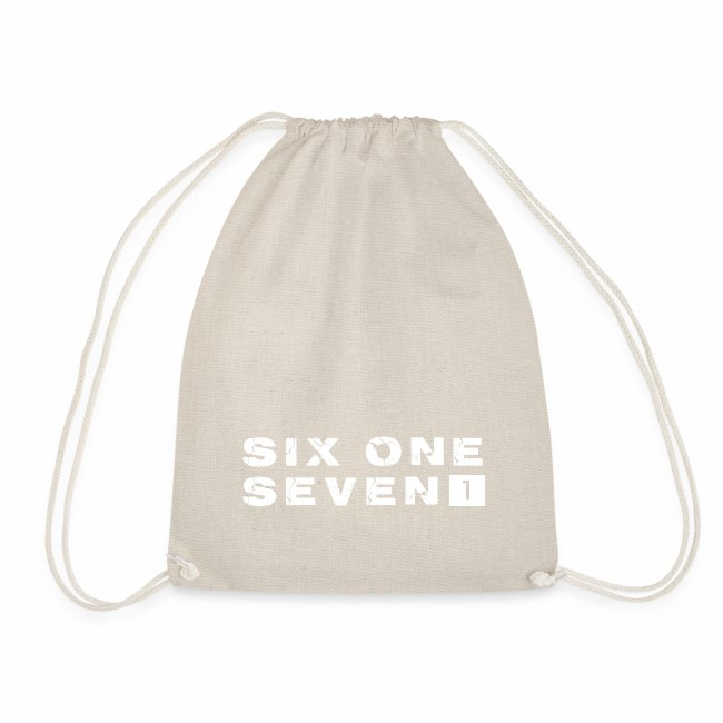 SIX ONE SEVEN 1 PROJECT LOGO FULL 1 WHITE