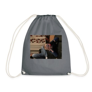 Lee whybrow - Drawstring Bag
