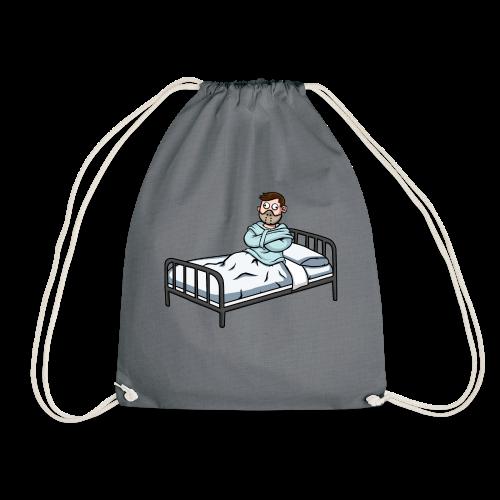 Cure my Clickbait Mascot - Drawstring Bag