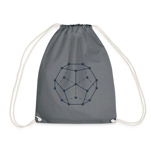 Dodecaedro, Geometria Sacra - Sacca sportiva