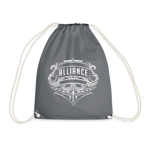 For the Alliance! - Drawstring Bag