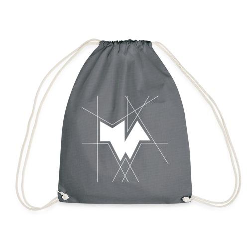 MWA [Logo White] - Turnbeutel