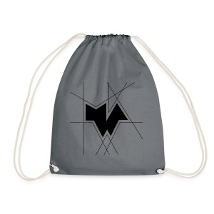 MWA [Logo Black] - Turnbeutel
