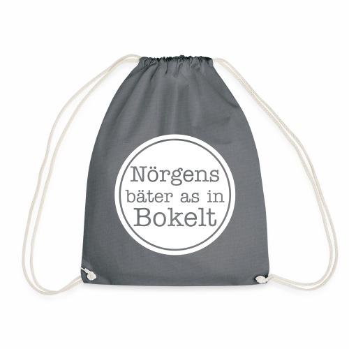 Nörgens bäter as in Bokelt - Turnbeutel