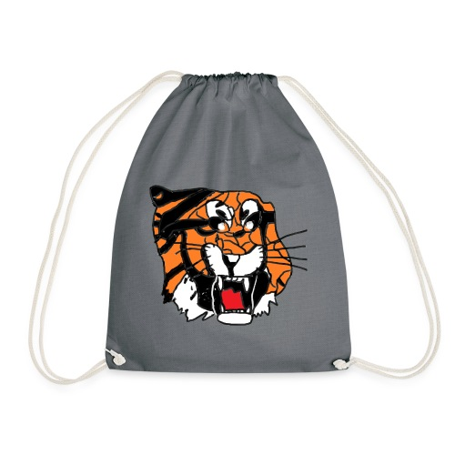 Tigerplaylogo - Turnbeutel