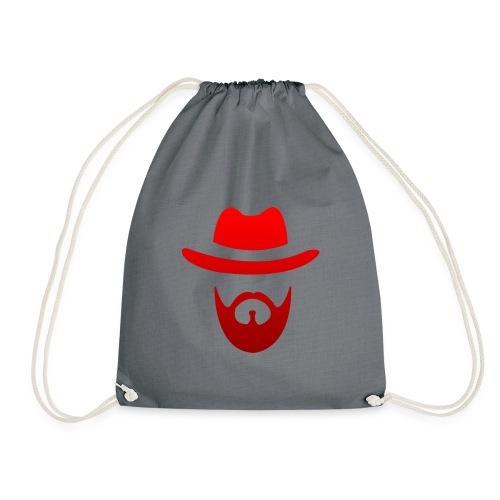 logo izicron rouge - Sac de sport léger