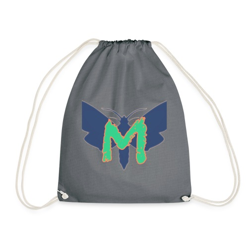 Mothy Ultimatum Logo - Drawstring Bag