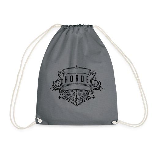 For the Horde! - Drawstring Bag