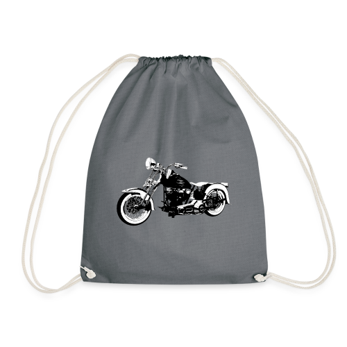 Classic motorbike 1936 EL - Drawstring Bag