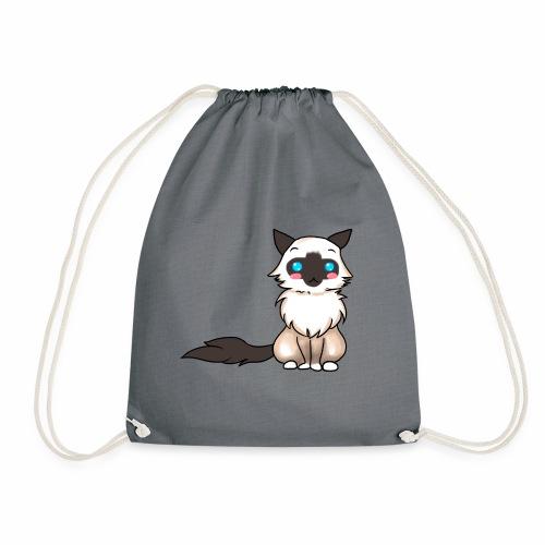 Birman Cat - Drawstring Bag