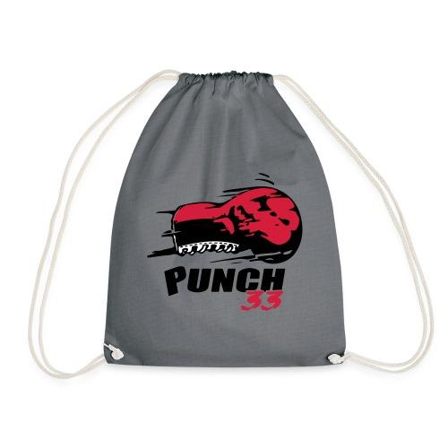 logo punch 33 - Sac de sport léger