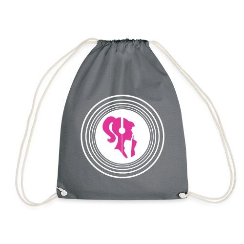 Pink Noise - Drawstring Bag