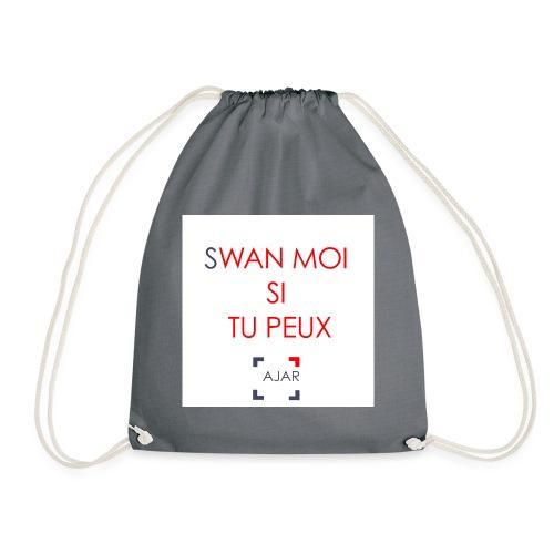 Swan moi - Rouge - Sac de sport léger