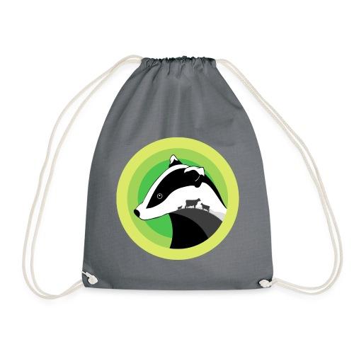 Dorset for Bagder and Bovine Welfare - Drawstring Bag