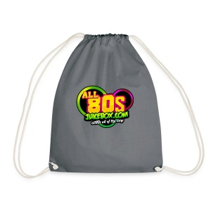 All80s Jukebox Merch - Drawstring Bag